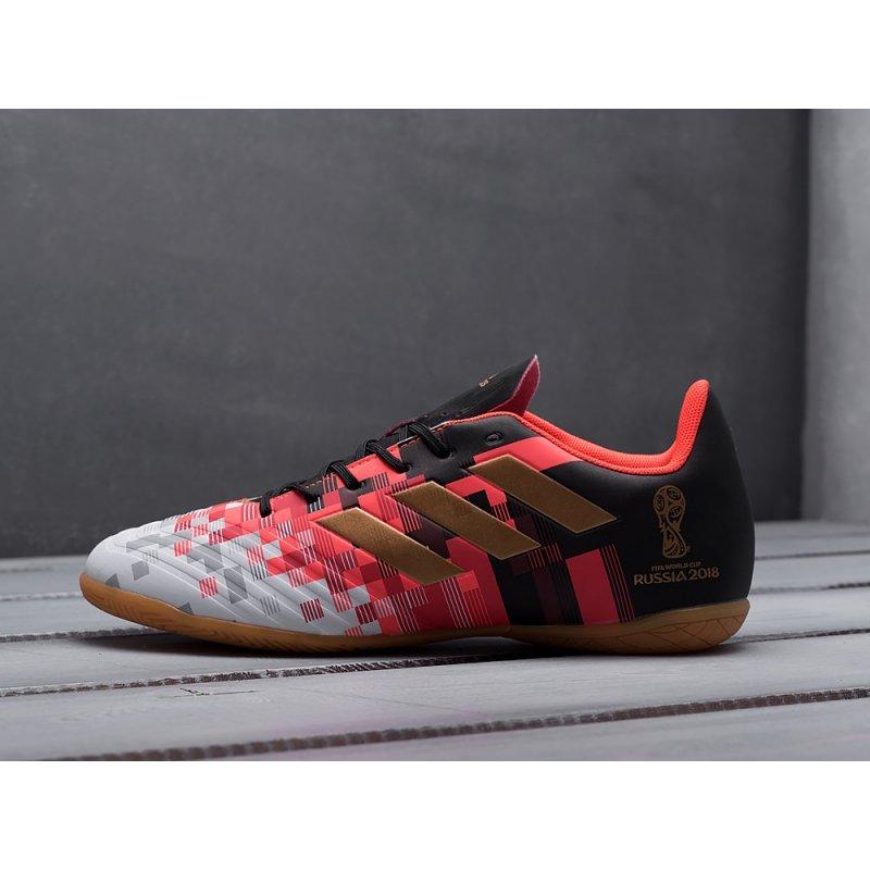 Футбольная обувь Adidas Predator 18+ Telstar IC