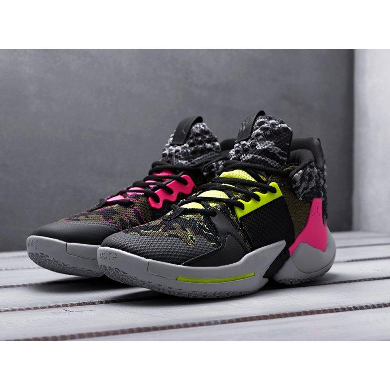 Кроссовки Nike Jordan Why Not Zer0.2