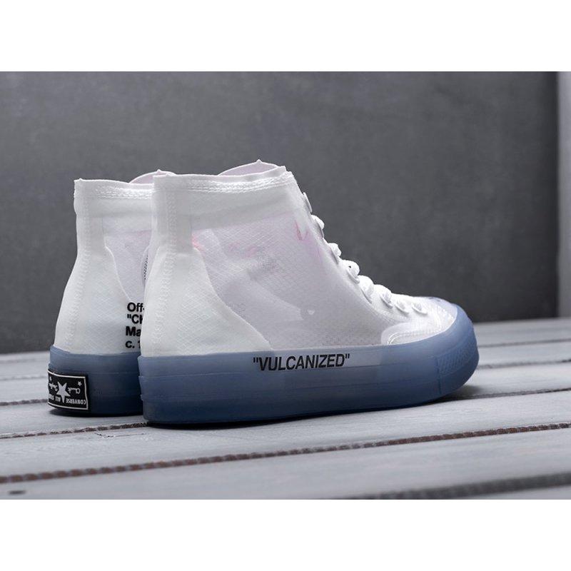 Кеды Converse x Off-White Chuck Taylor All Star