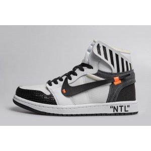 Кроссовки Air Jordan 1 x Off-White