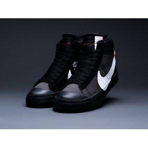 Кроссовки Nike x OFF-White Blazer Mid
