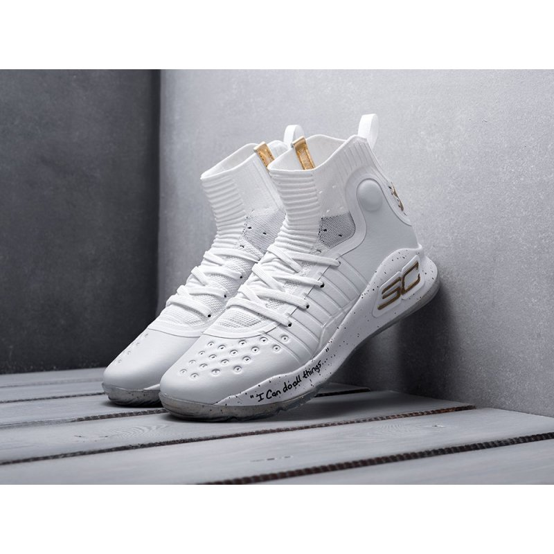 Кроссовки Under Armour Curry 4