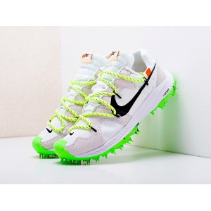 Кроссовки Nike x Off-White Zoom Terra Kig...